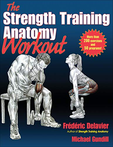 Strength Training Anatomy Workout de Human Kinetics Publishers