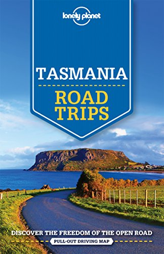 Tasmania Road Trips - 1ed - Anglais de Lonely Planet