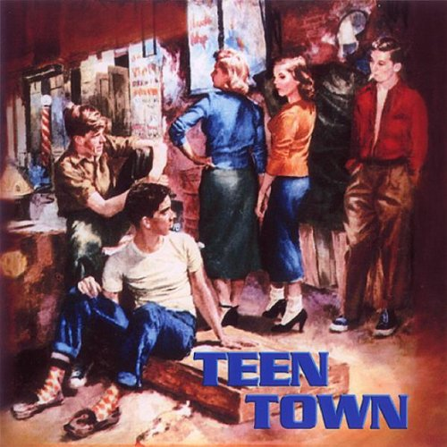 Teen Town [Import allemand] de Various - Buffalo Bop