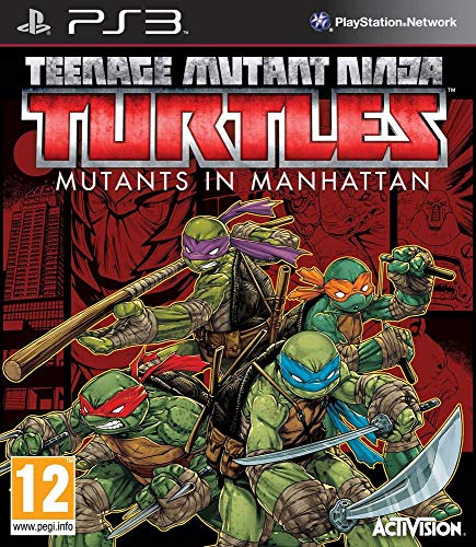Teenage Mutant Ninja Turtles : Des Mutants à Manhattan de ACTIVISION