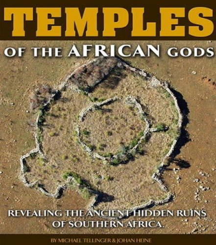 Temples of the African Gods de Zulu Planet Publishers