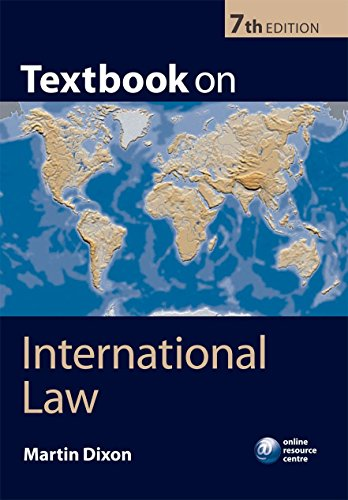 Textbook on International Law de OUP Oxford