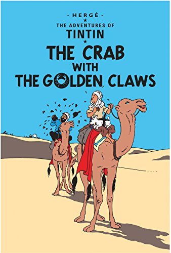 The Adventures of Tintin, Tome 9 : The Crab with the Golden Claws de Egmont Books Ltd