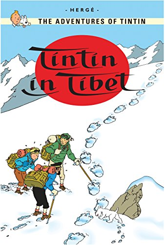 The Adventures of Tintin : Tintin inTibet de Egmont Books Ltd