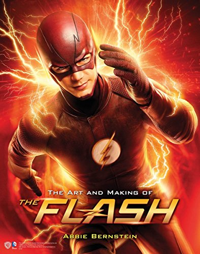 The Art and Making of The Flash de Titan Books