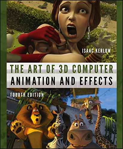 The Art of 3D Computer Animation and Effects de John Wiley & Sons