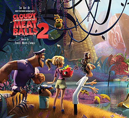The Art of Cloudy With a Chance of Meatballs 2 de Cameron & Company Inc