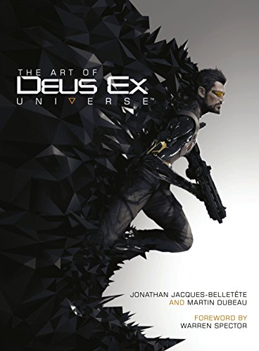 The Art of Deus Ex Universe. de Titan Books