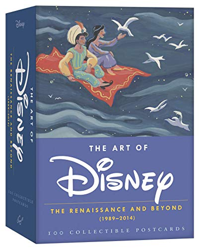 The Art of Disney: The Renaissance and Beyond 1989-2014 de Chronicle Books