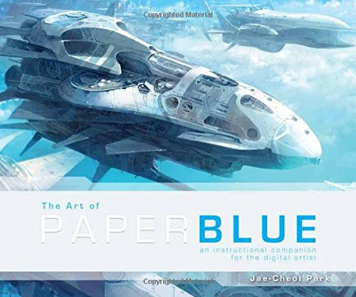 The Art of Paperblue: An Instructional Companion for the Digital Artist de Design Studio Press