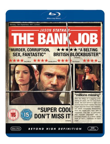 The Bank Job [Blu-ray] [Import anglais] de LIONSGATE FILMS