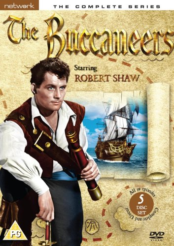 The Buccaneers: The Complete Series [DVD] [1956] [Import anglais]