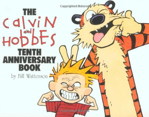 The Calvin and Hobbes Tenth Anniversary Book de Andrews McMeel Publishing