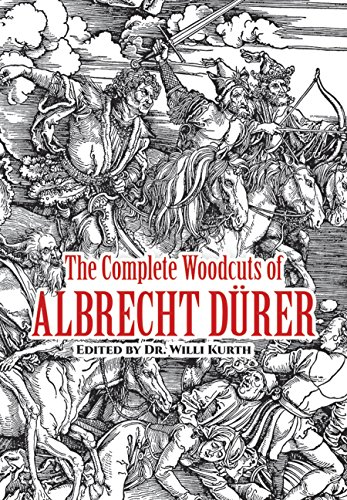 The Complete Woodcuts of Albrecht Durer de Dover Publications Inc.