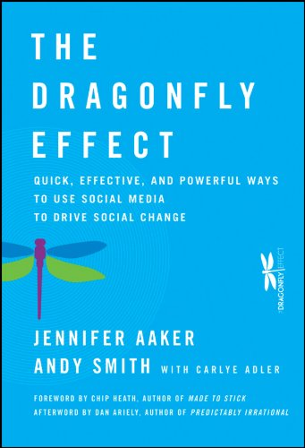 The Dragonfly Effect: Quick, Effective, and Powerful Ways To Use Social Media to Drive Social Change de Brand: JosseyBass