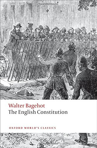 The English Constitution de OUP Oxford