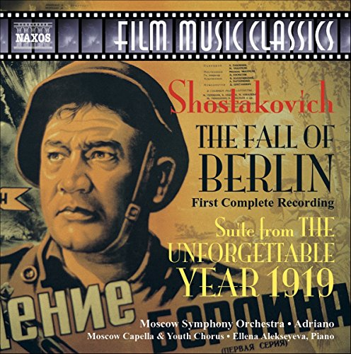 The Fall of Berlin / The Unforgettable Year 1919 de Marianne Melodie