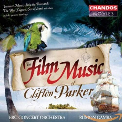 The Film Music Of Clifton Parker de Chandos Records