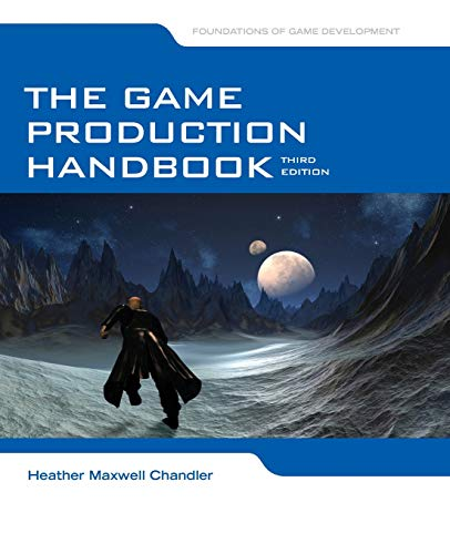 The Game Production Handbook de Jones and Bartlett Publishers, Inc