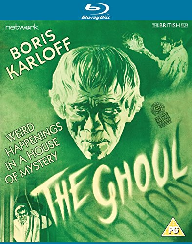 The Ghoul [Blu-ray] [Import anglais]