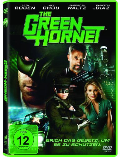 The Green Hornet [Import anglais] de Sony Pictures Home Entertainment Gmbh