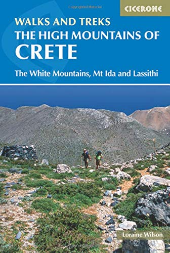 The High Mountains of Crete de Cicerone Press