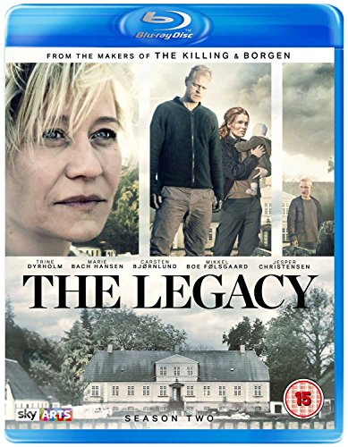 The Legacy - Season 2 (2 Blu-Ray) [Edizione: Regno Unito] [Import anglais] de Arrow Video