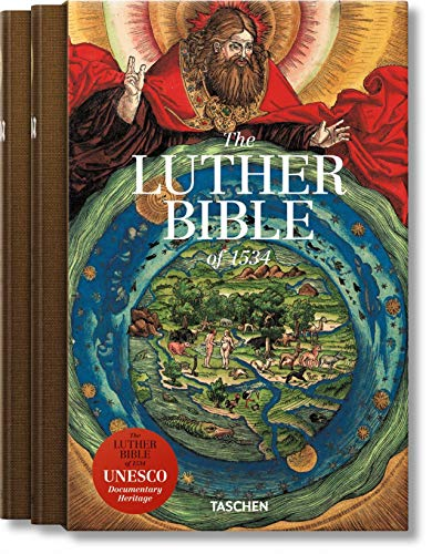 VA-Luther Bible, 2nd Edition - Anglais - de Taschen