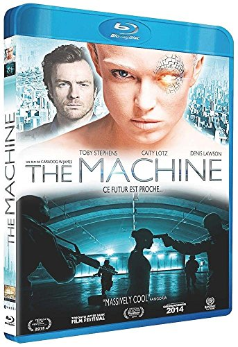 The Machine [Blu-ray] de Aventi Distribution