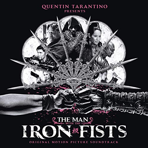 The Man With The Iron Fists de CD
