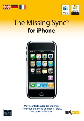The Missing Sync - iPhone [import anglais] de Mark/Space