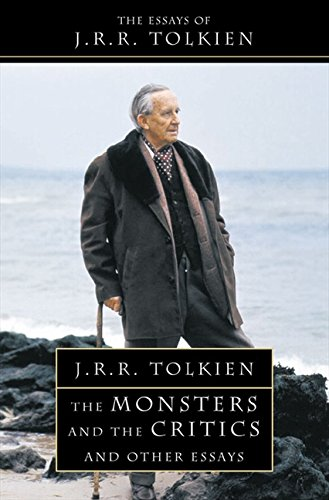 The Monsters and the Critics: And Other Essays. J.R.R. Tolkien- de HarperCollins