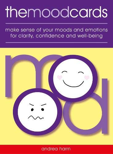 The Mood Cards: Make Sense of Your Moods and Emotions for Clarity, Confidence and Well-being de Eddison Books Ltd