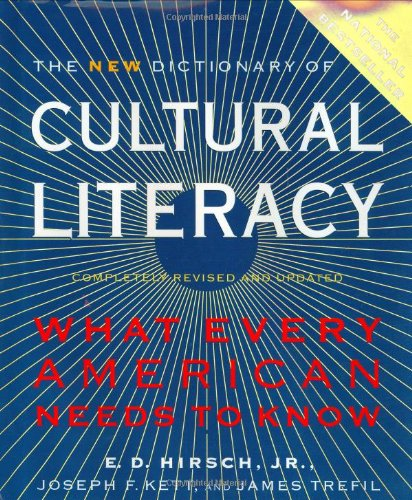 The New Dictionary of Cultural Literacy: What Every American Needs to Know de Brand: Houghton Mifflin Harcourt