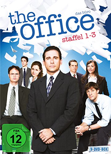 The Office (Us)-das Bro-Staffel 1-3 (9 Dvds) [Import anglais] de Turbine Medien (rough trade)