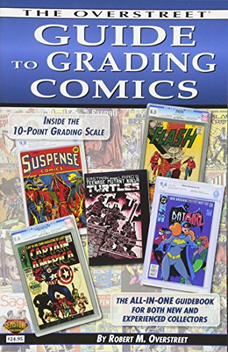 The Overstreet Guide To Grading Comics - 2016 Edition de Gemstone Publishing