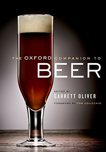 The Oxford Companion to Beer de OUP USA
