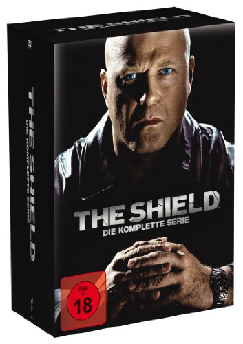 The Shield-die Komplette Serie [Import allemand] de Sony Pictures Home Entertainment Gmbh