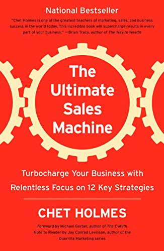 The Ultimate Sales Machine: Turbocharge Your Business with Relentless Focus on 12 Key Strategies de Brand: Portfolio