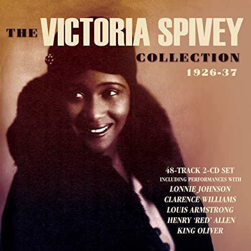 The Victoria Spivey Collection 1926-37 de Acrobat Music
