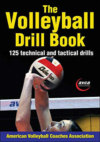 The Volleyball Drill Book de Human Kinetics Publishers