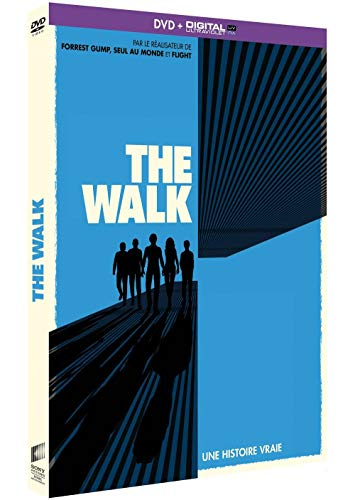 The Walk [DVD + Copie digitale] de Sony Pictures