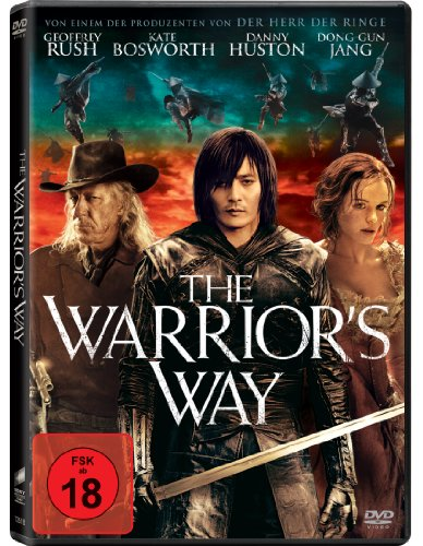 The Warrior's Way [Import allemand] de Sony Pictures Home Entertainment Gmbh