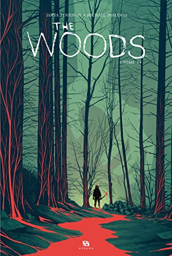The Woods, Tome 1 : de Ankama éditions