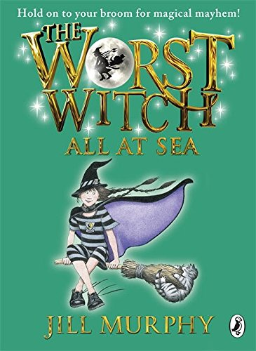 The Worst Witch All at Sea de Puffin