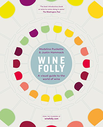 The visual guide to wine de Michael Joseph