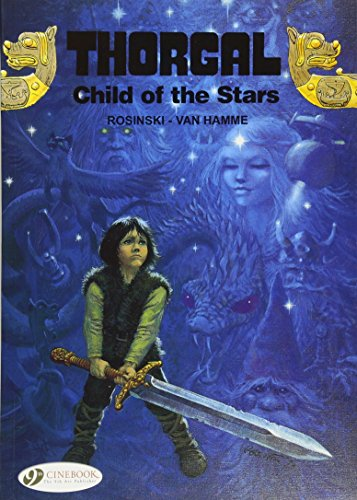 Thorgal - tome 1 Child of the stars (01) de Cinebook