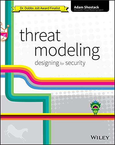 Threat Modeling: Designing for Security de Wiley