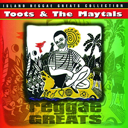 Toots And The Maytals - Reggae Greats de Spectrum Music