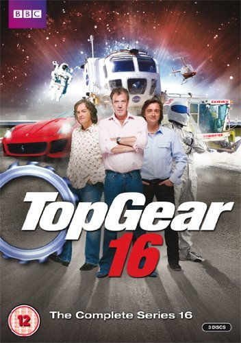 Top Gear - Series 16 [Import anglais] de Bbc